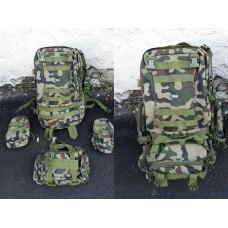60л Рюкзак тактический Texar CAMPER