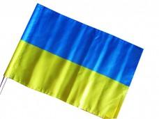 Флаг Украина 45см