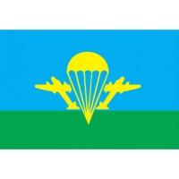 Флаг ВДВ без надписей