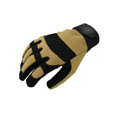 Тактичні рукавиці GFC койот