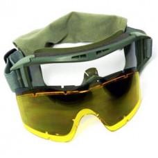 Защитная маска комплект 3 стекла
