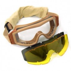 Защитная маска комплект 3 стекла TAN