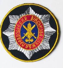 Купить Шеврон ВСП Військова служба правопорядку  в интернет-магазине Каптерка в Киеве и Украине