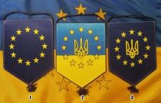 Купить Вимпел Евросоюз в интернет-магазине Каптерка в Киеве и Украине