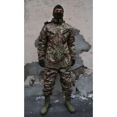 "Зимний костюм камуфляж ""мультикам"""