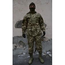 """Зимний костюм камуфляж """"укрпиксель"""""""