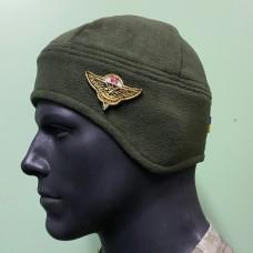 Флисовый подшлемник с нашивкой 95 бригада ВДВ