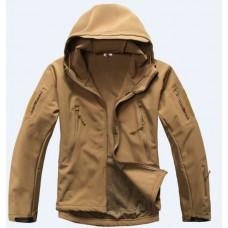 Куртка софтшел ESDY Койот