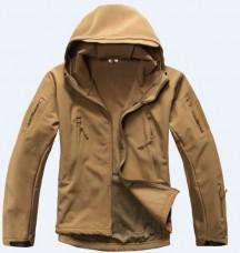 Купить Куртка софтшел ESDY Койот АКЦІЯ в интернет-магазине Каптерка в Киеве и Украине