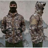 Куртка софтшел ESDY Multicam АКЦІЯ