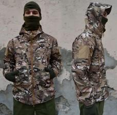 Куртка софтшелл Multicam