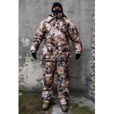 Зимний костюм камуфляж Ситха
