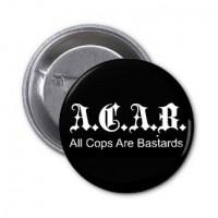 Значок A.C.A.B.
