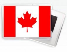 Купить Магнитик флаг Канады в интернет-магазине Каптерка в Киеве и Украине