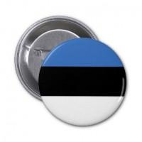Значок флаг Эстонии