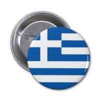 Значок флаг Греции