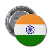 Значок флаг Индии