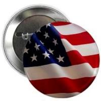 Значок прапор США
