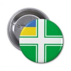 Значок Флаг Морчасти Украины