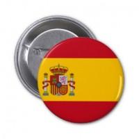Значок флаг Испании