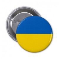 Значок прапор України