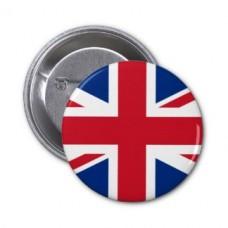 Значок флаг Великобритании