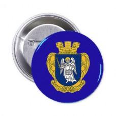 Значок Киев с гербом