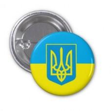 Значок Украина