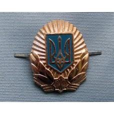 Кокарда МВД Украины