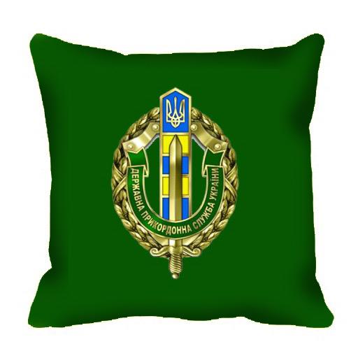 подушка со знаком 70