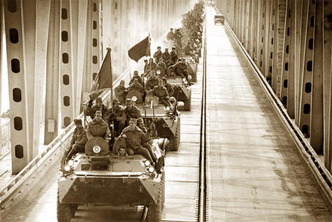 25 лет вывода советских войск из ДРА,