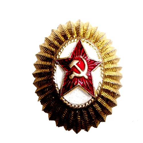 Офицерская кокарда ссср магазин символ