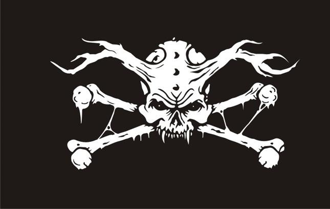 пиратские картинки флаги