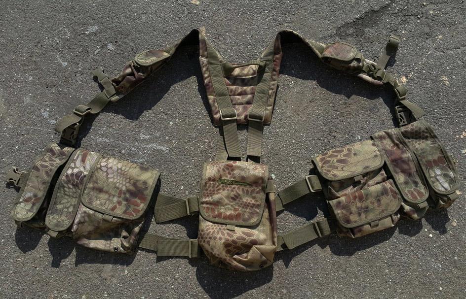 разгрузка снайпера РПС