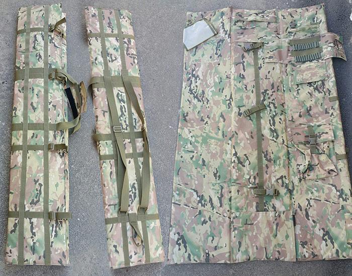 снайперский коврик чехол для винтовки